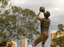 Barrie Robran - Australian Rules Football-Player Stock Images