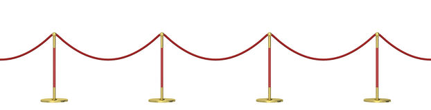 Barrier Royalty Free Stock Photos