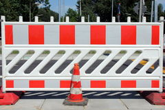 Barrier Board Royalty Free Stock Photo