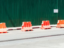 Barrier fence Royalty Free Stock Photos