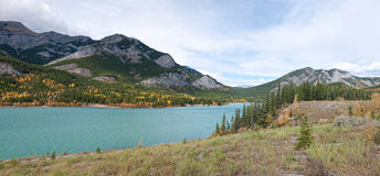 Barrier Lake Stock Photography