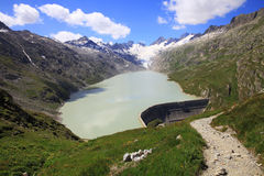 Free Barrier Lake Of Oberaar Stock Image - 67895341
