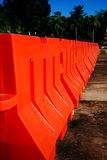 Barrier Royalty Free Stock Photo