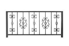 Barrier, railing, fence. Stock Image