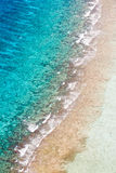 Barrier reef in the Caribbean Royalty Free Stock Image