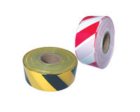Barrier tape Royalty Free Stock Photo