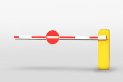 Barriera Fotografie Stock Libere da Diritti