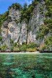 Barriera corallina dell'acqua bassa fotografia stock libera da diritti