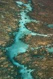 Barriera corallina tropicale. Immagine Stock