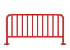 Barriera del metallo illustrazione di stock