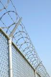 Barriera di sicurezza Fotografia Stock