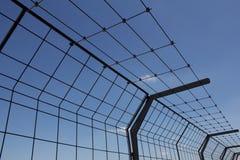 Barriera di sicurezza Fotografie Stock