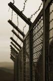 Barriera di sicurezza Fotografia Stock Libera da Diritti
