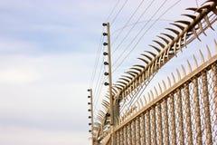 Barriera di sicurezza Immagini Stock Libere da Diritti