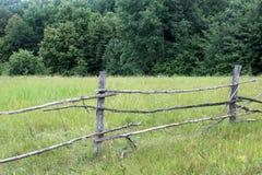 Barriera rurale Fotografia Stock