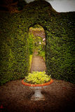 Barriere e giardini Fotografia Stock Libera da Diritti