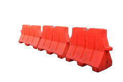 Barriers Royalty Free Stock Photography