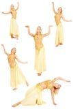 Barriga-dance fotos de stock