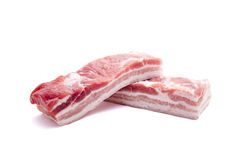 Barriga de carne de porco Fotos de Stock