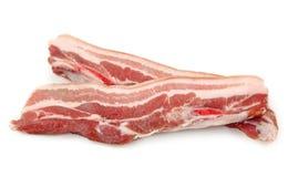 Barriga de carne de porco Imagens de Stock Royalty Free