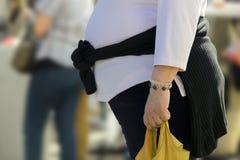 Barriga gorda Fotos de Stock
