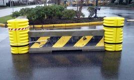barrikaden Royaltyfri Foto