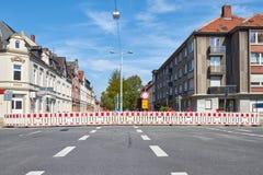 barrikaden arkivfoton