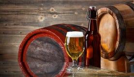 Barril de cerveza Fotografía de archivo libre de regalías