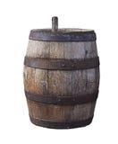 Barril de cerveza viejo Fotografía de archivo libre de regalías