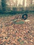 Barril de la rueda Foto de archivo libre de regalías