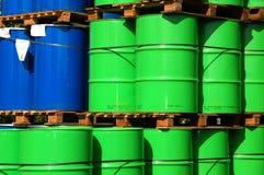 Barril de petróleo Imagen de archivo libre de regalías