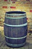 Barril grande viejo para el vino Fotos de archivo libres de regalías