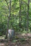 Barril para agua de repuesto foto de archivo libre de regalías