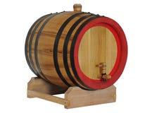 Barril viejo para el vino ilustración del vector