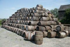 Barriles Fotos de archivo