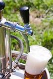 Barrilete de cerveza Fotografía de archivo libre de regalías