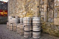 Barriletes de cerveza Imagen de archivo