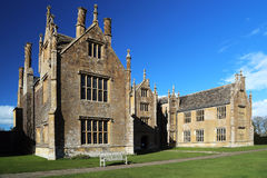 Barrington Court Lizenzfreies Stockbild