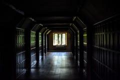 Barrington Court - Somerset Imágenes de archivo libres de regalías