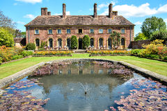 Barrington Court - Somerset Photographie stock
