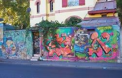 Barrio Bellavista Stock Image