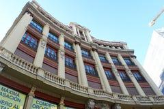 Barrio de Las Letras, Madrid stock photos