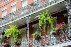 Barrio francés, New Orleans Foto de archivo