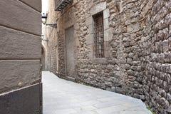 Barrio Gotico Stock Image