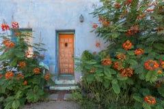 Barrio Viejo-Eingang Lizenzfreies Stockfoto