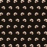 Barro amasado - modelo 15 del emoji ilustración del vector