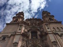 Barroco kościół zdjęcie stock