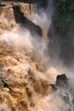 Barron峡谷瀑布 免版税库存图片
