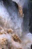 Barron峡谷瀑布 免版税库存照片