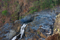 Barron峡谷 库存照片